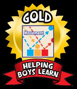Movement Badge - Gold